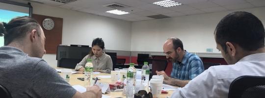 2019.06.01 歐研所研究生許育禎 Proposal 口試